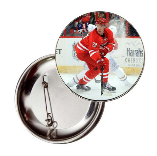 Immagine di BADGE ROTONDO HOCKEY - Ø mm.50