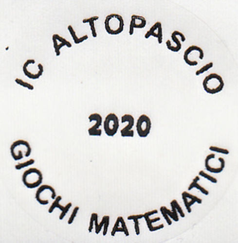 Immagine di ETICHETTA DIAMETRO mm. 50