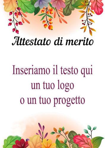 Immagine di ATTESTATO DI MERITO