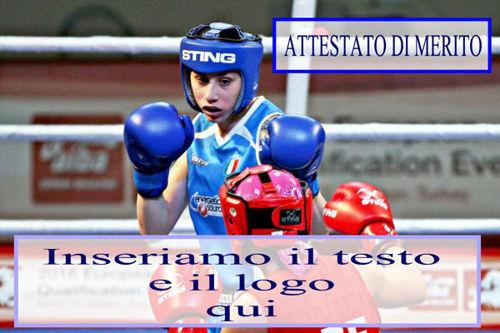 Immagine di ATTESTATO BOXE