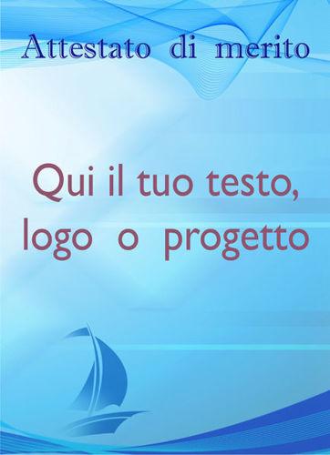 Immagine di ATTESTATO VELA